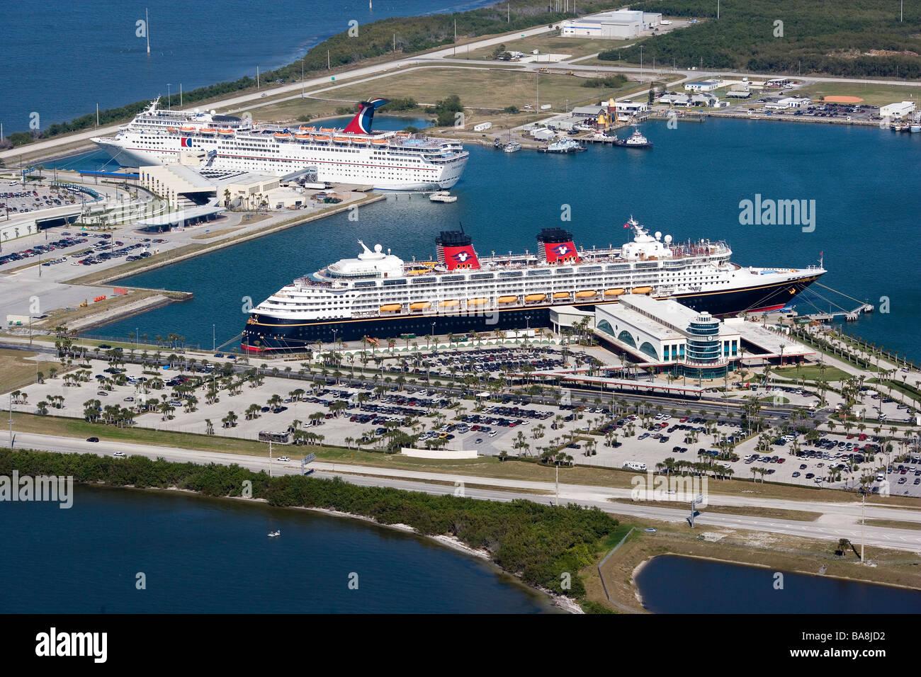 Cocoa Beach Port Canaveral Fl
