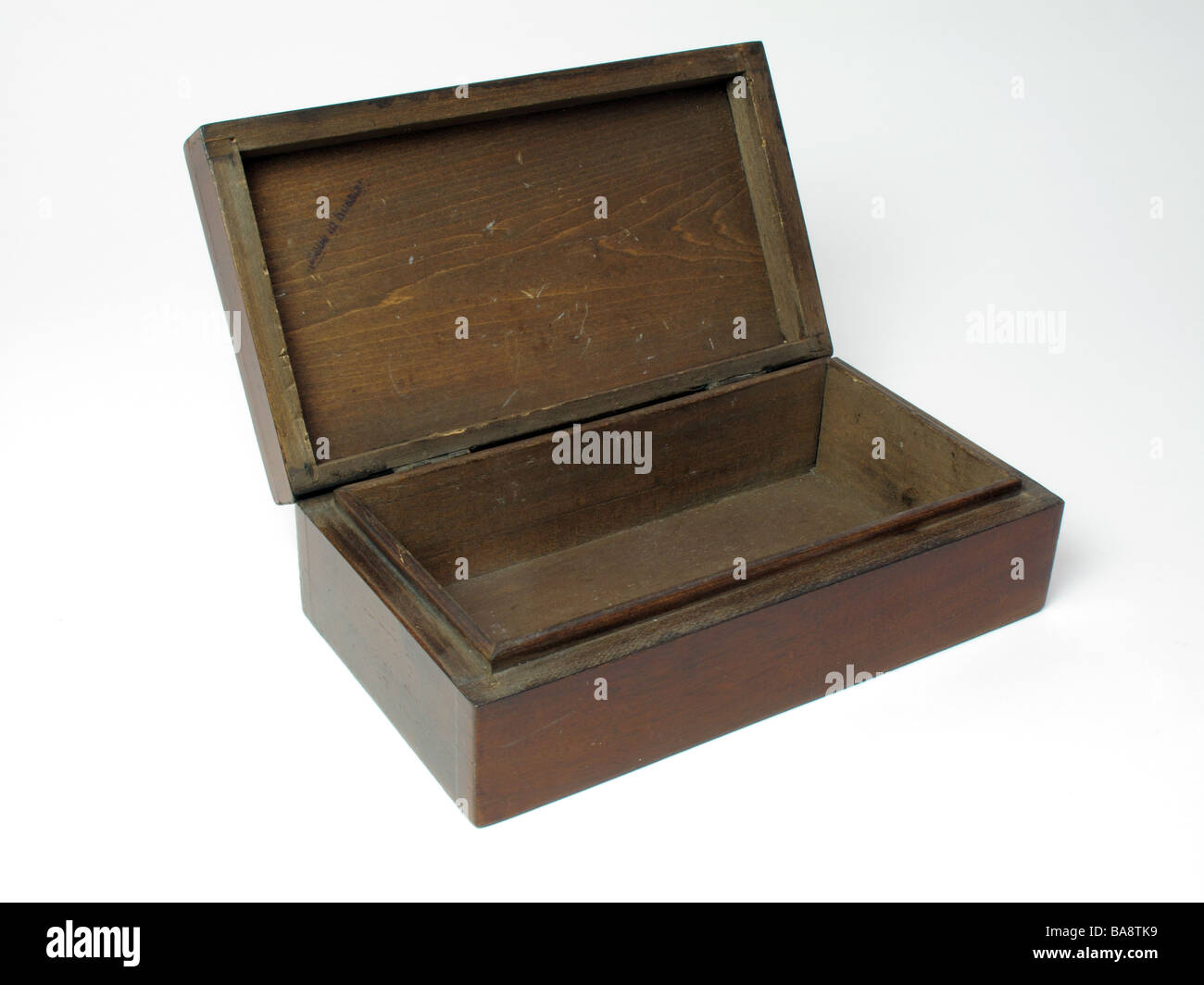 antique russian open wooden box stock photo 23551901 alamy