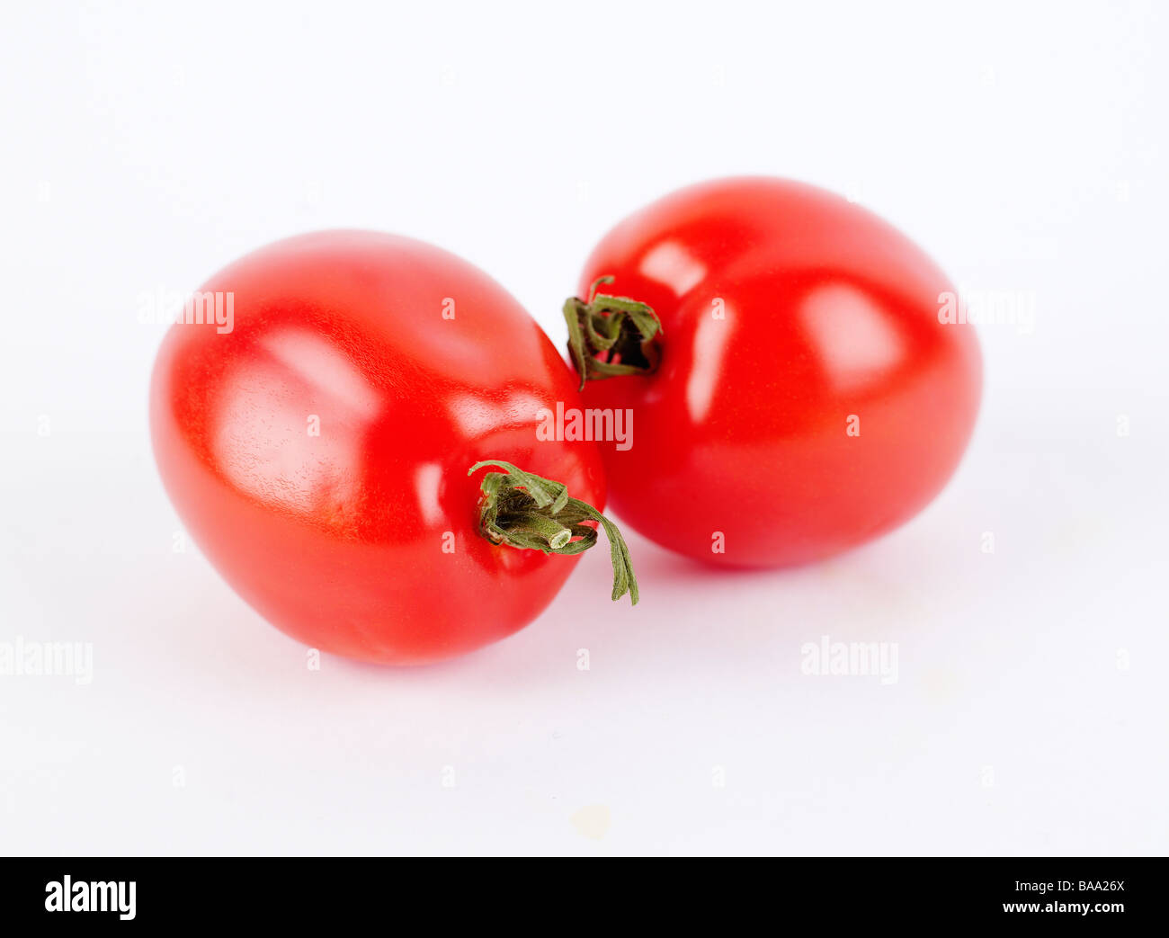 Tomatoes, Sweden. - Stock Image