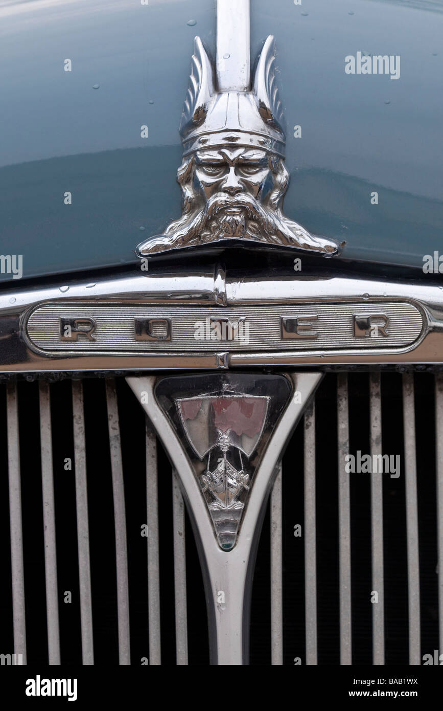 Rover badges - Stock Image
