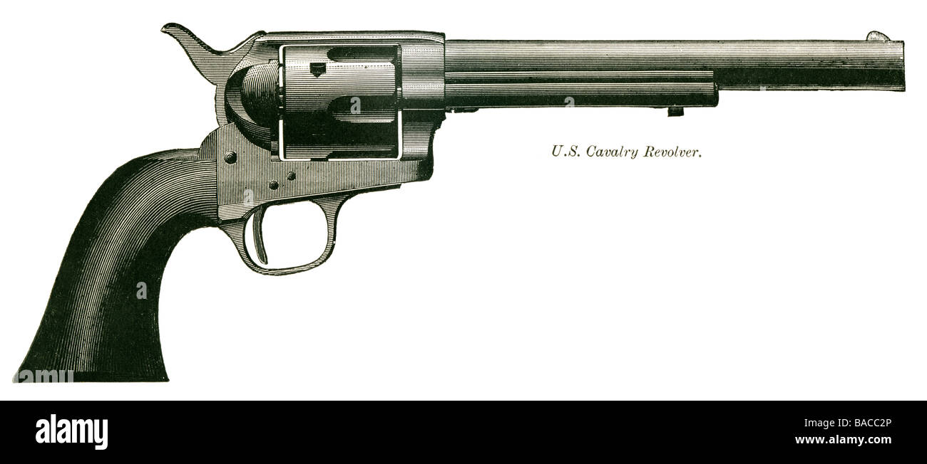 us cavalry revolver pistol colt model 1848 percussion army 44 stock