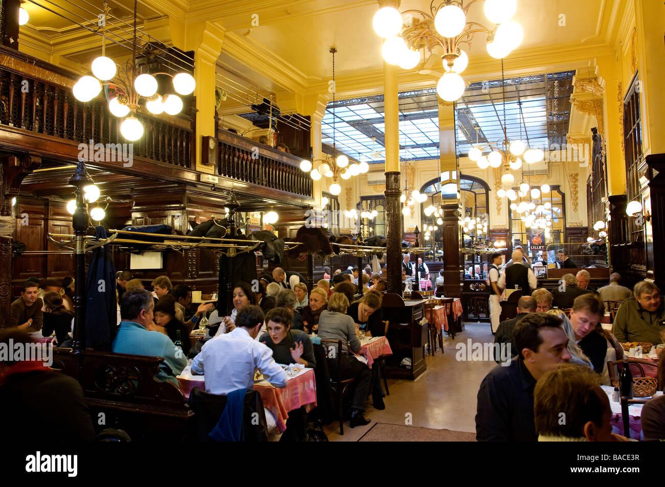 Restaurant Faubourg  Rue Du Faubourg Saint Denis  Paris