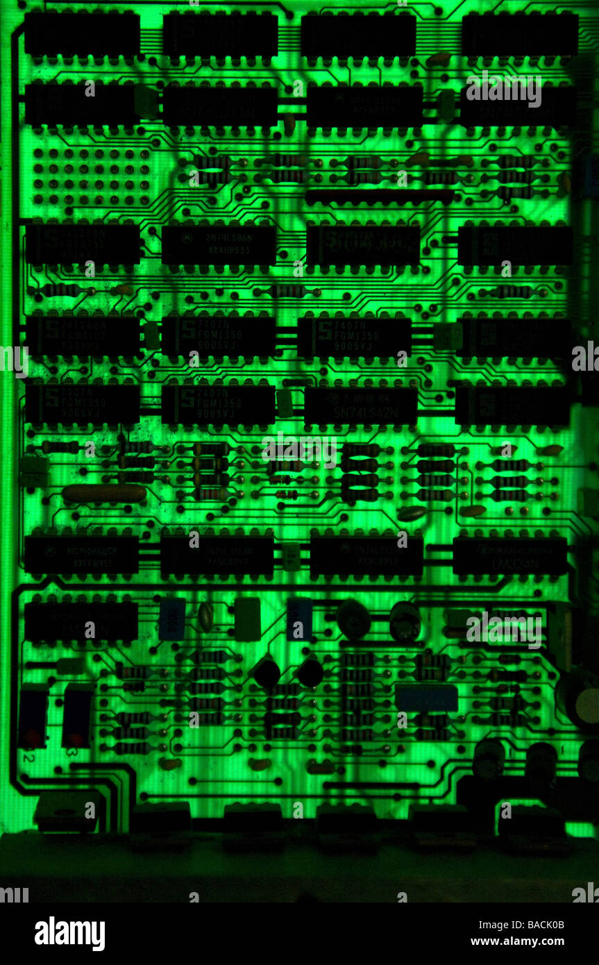 Copper Sheets Stock Photos Images Alamy Circuit Board Picture Frames Pcb Printed Boards Pinterest Image