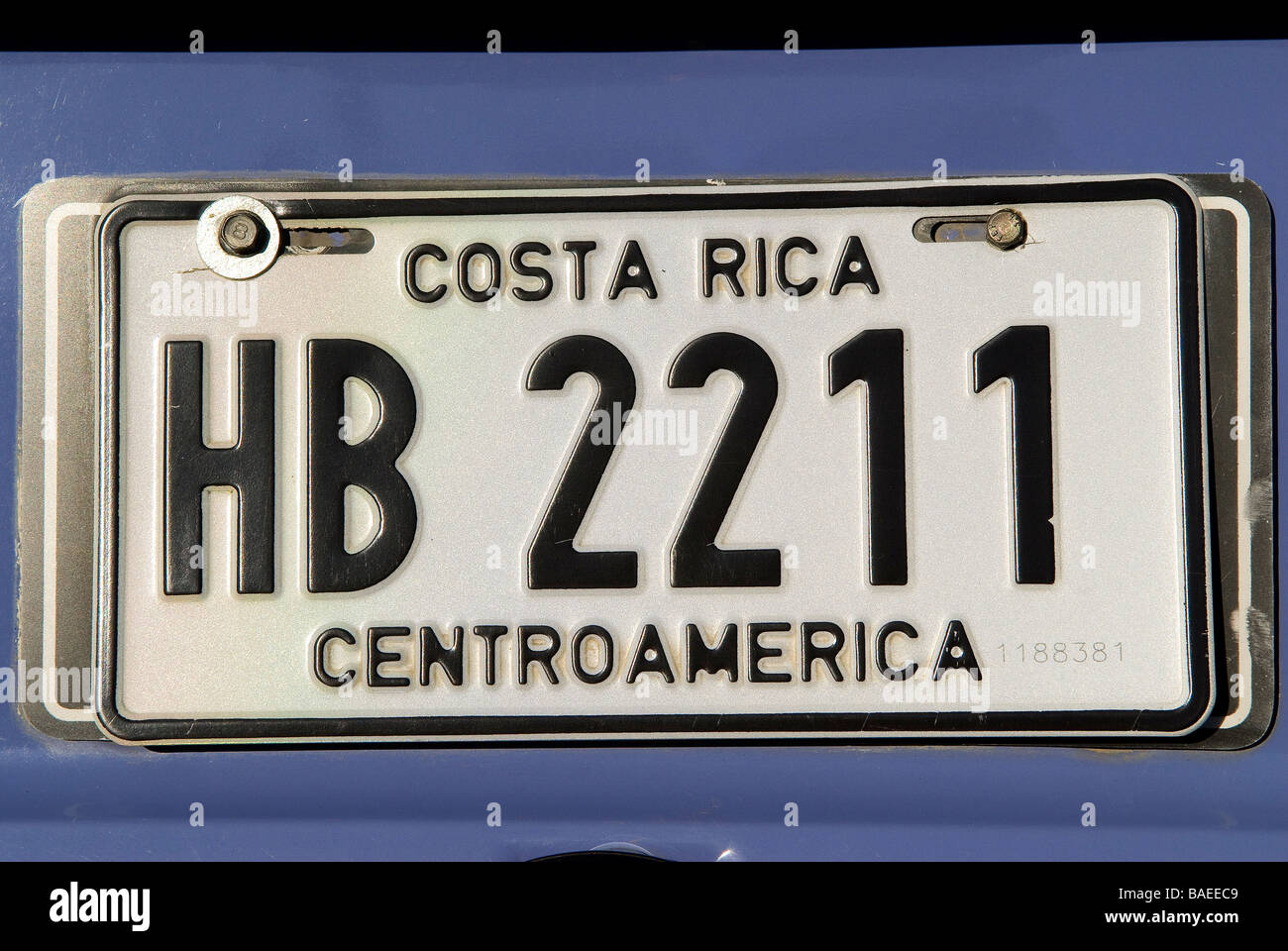 Car Number Plate Stock Photos & Car Number Plate Stock Images - Alamy