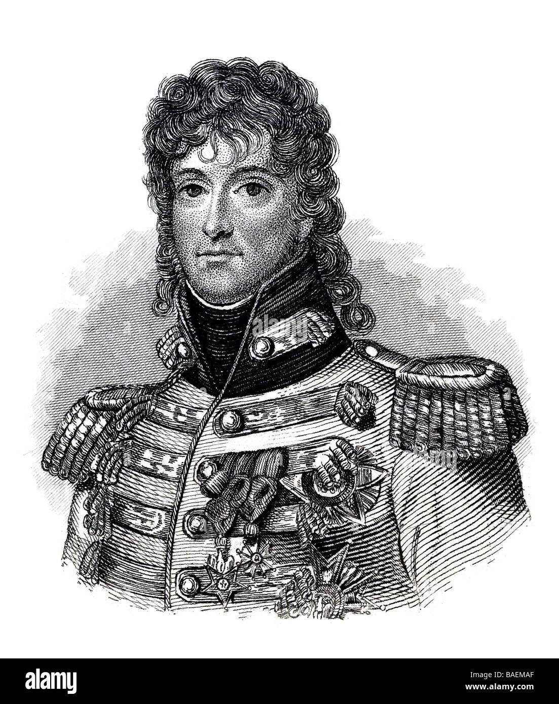 Joachim Murat - Stock Image
