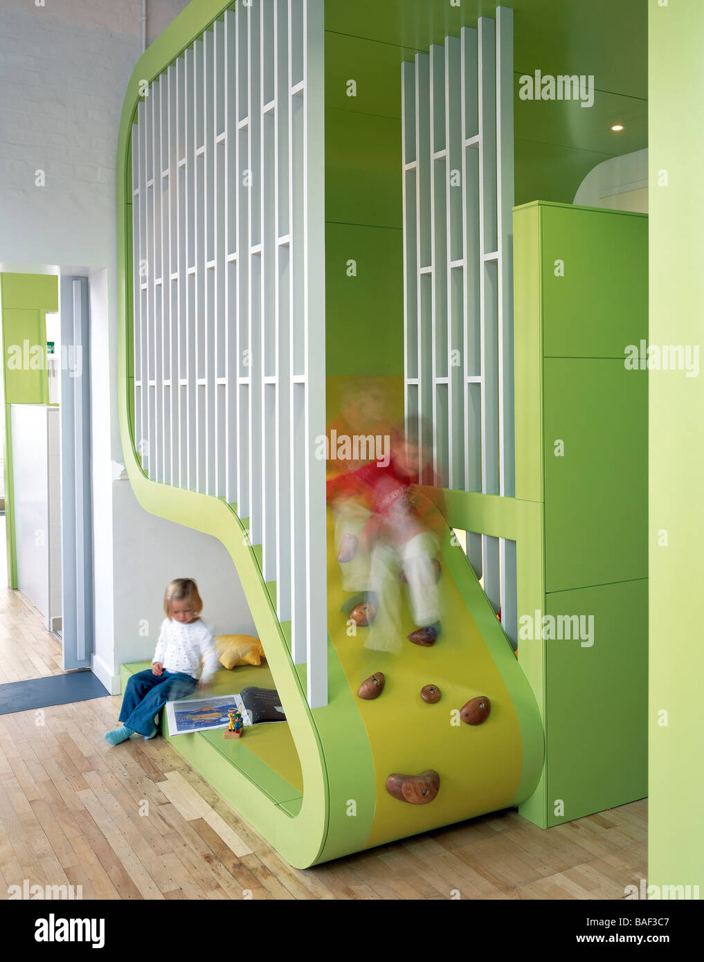 Hargrave Park Primary School, London, United Kingdom, Kay Hartman ...