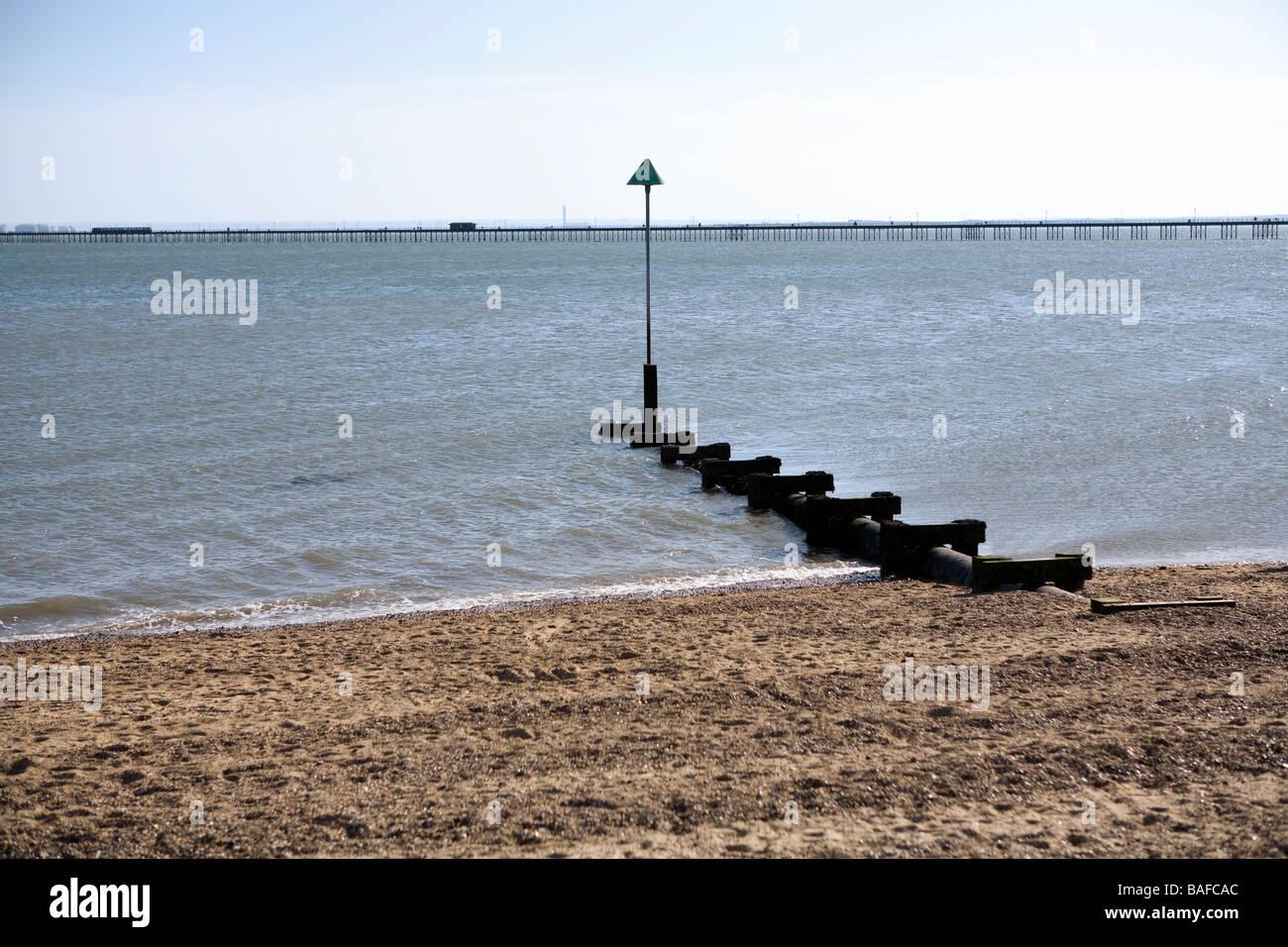 Southend-on-Sea Stock Photo