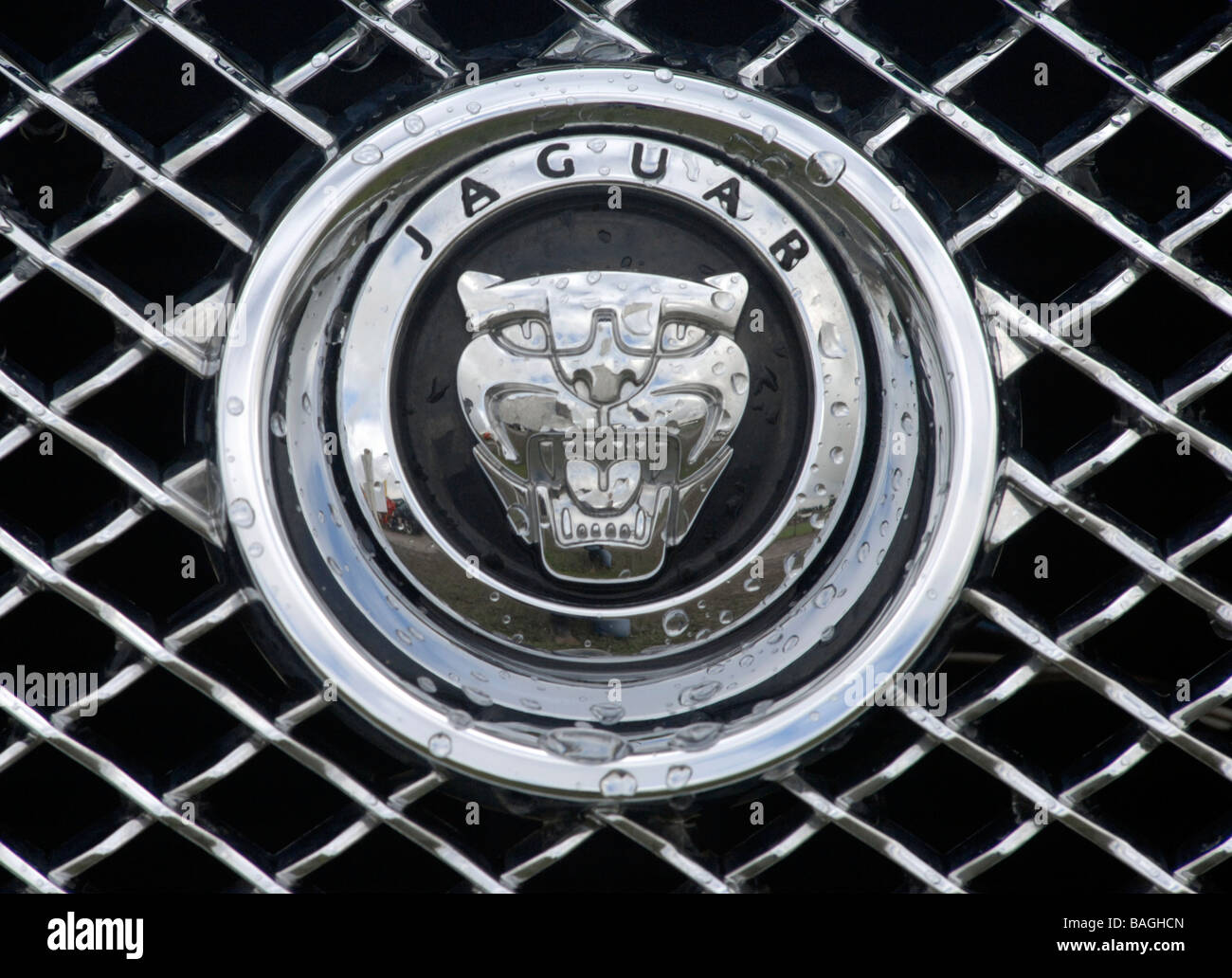 Jaguar Car Badge Stock Photos Jaguar Car Badge Stock Images Alamy