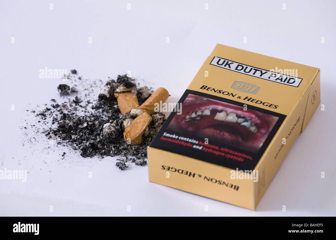 Price of Benson Hedges cigarettes in Denver