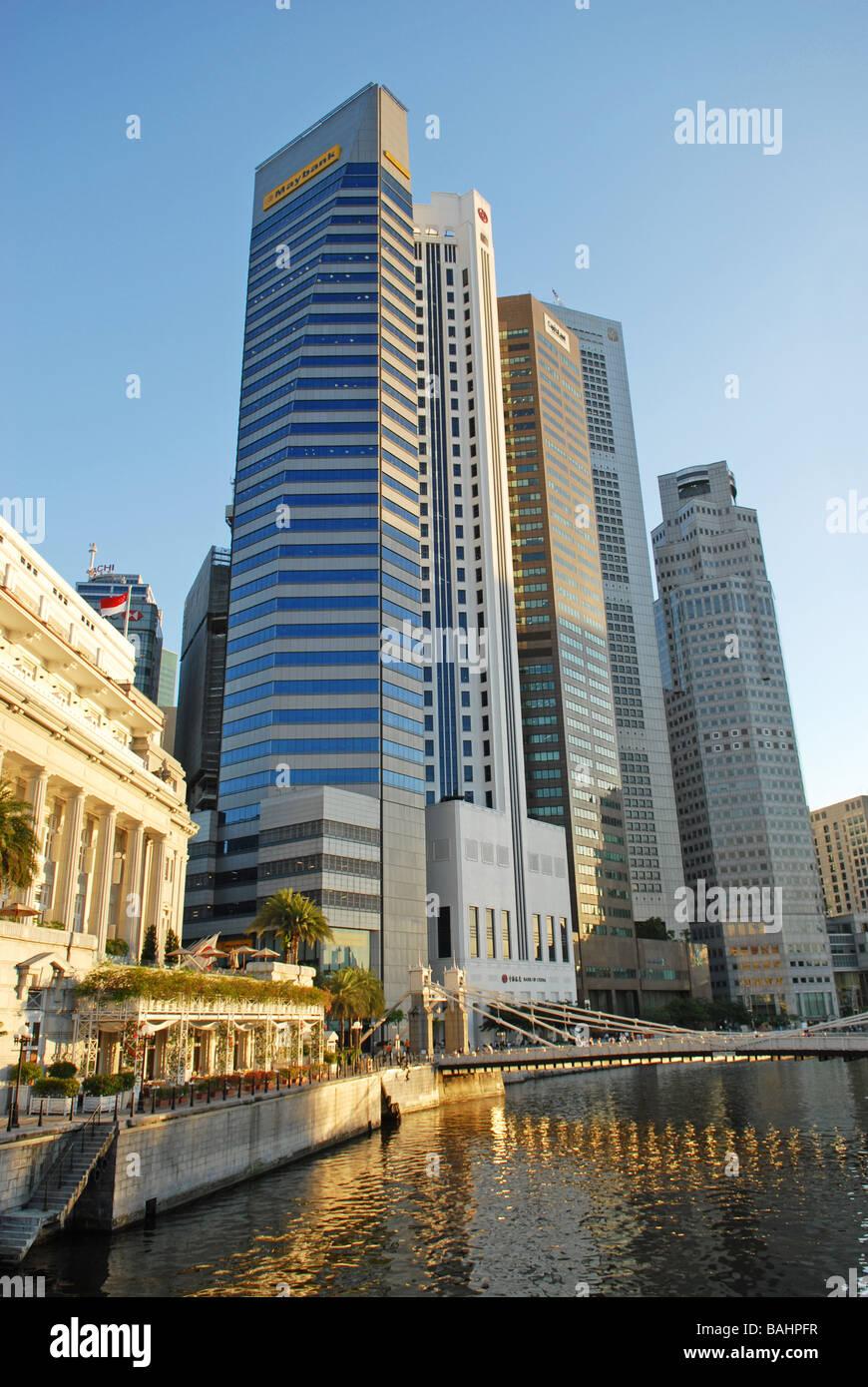 Singapur Stock Photo