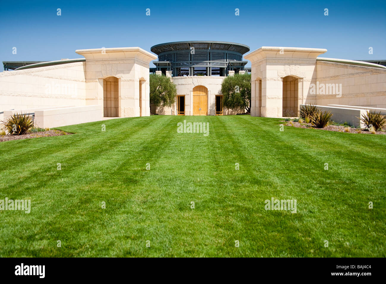 Opus One Winery High Resolution Stock Photography And Images Alamy