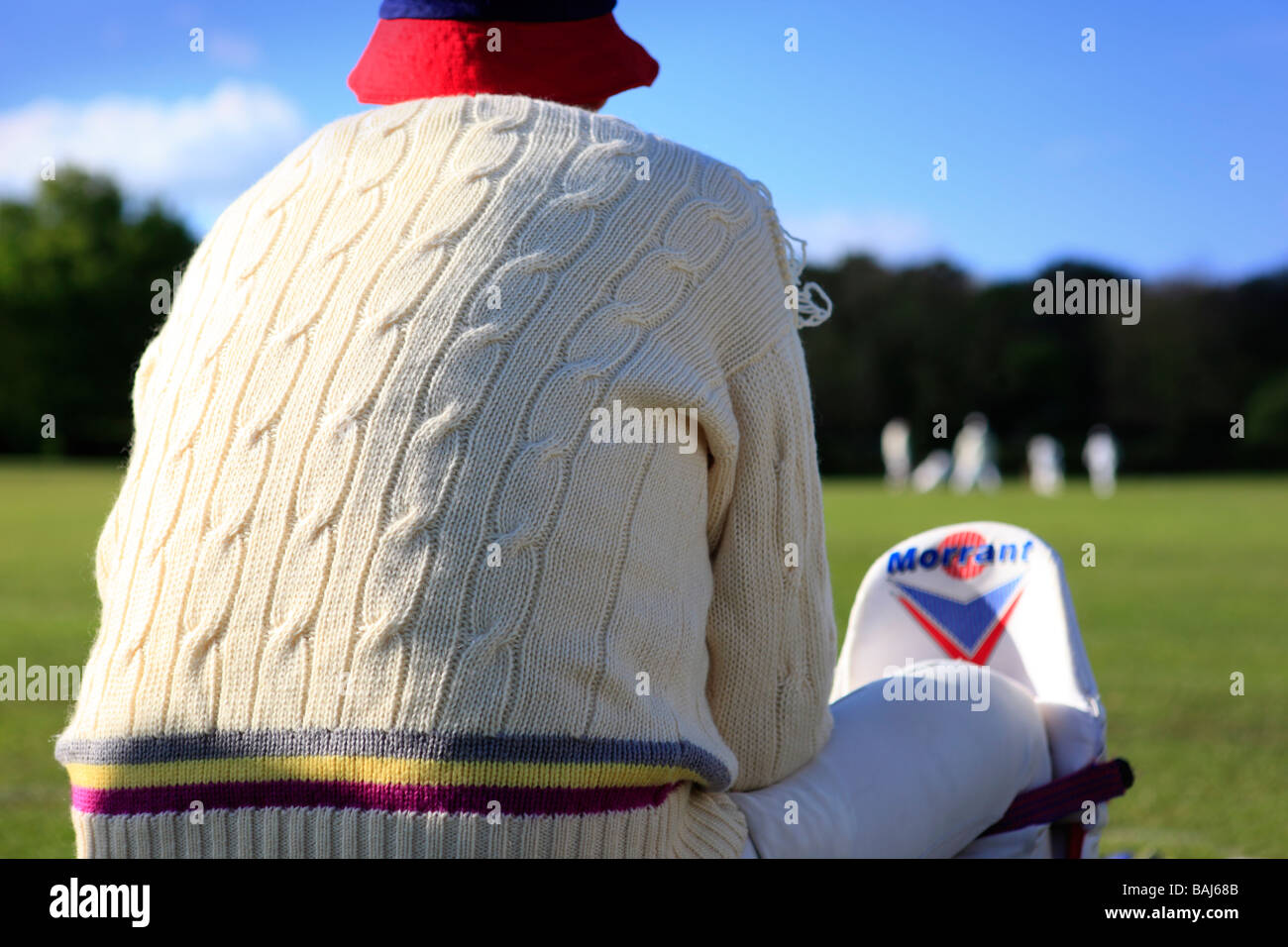 29b18c7a Cricketer Stock Photo. Enlarge. Cricketer