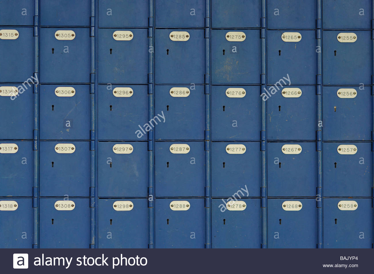 African Post Office Mail Boxes Po Box Letterbox Mailbox South Africa