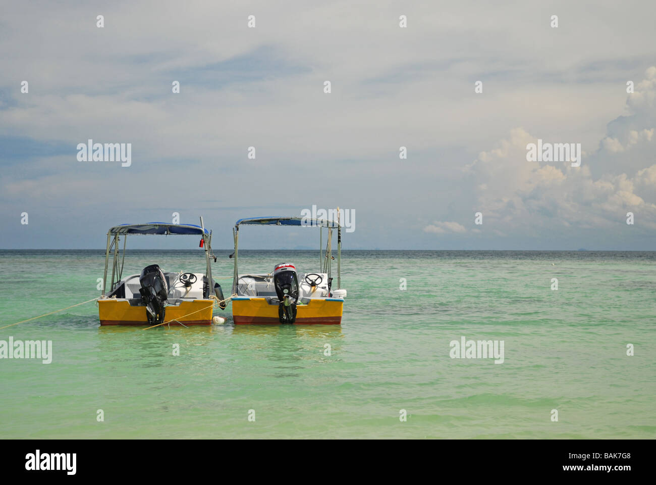 Perhentian Island - Stock Image