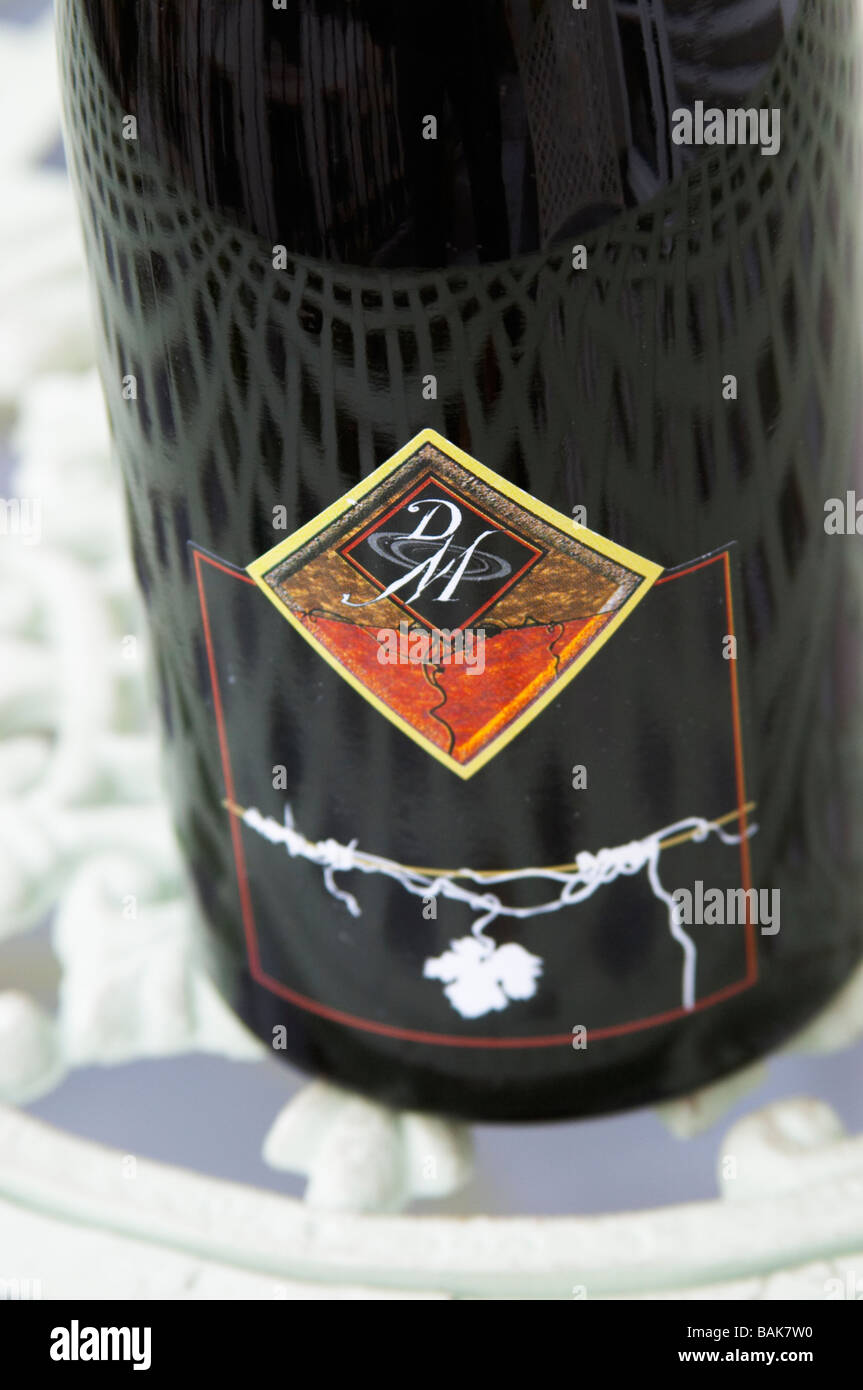 DM cote rotie rhone france - Stock Image