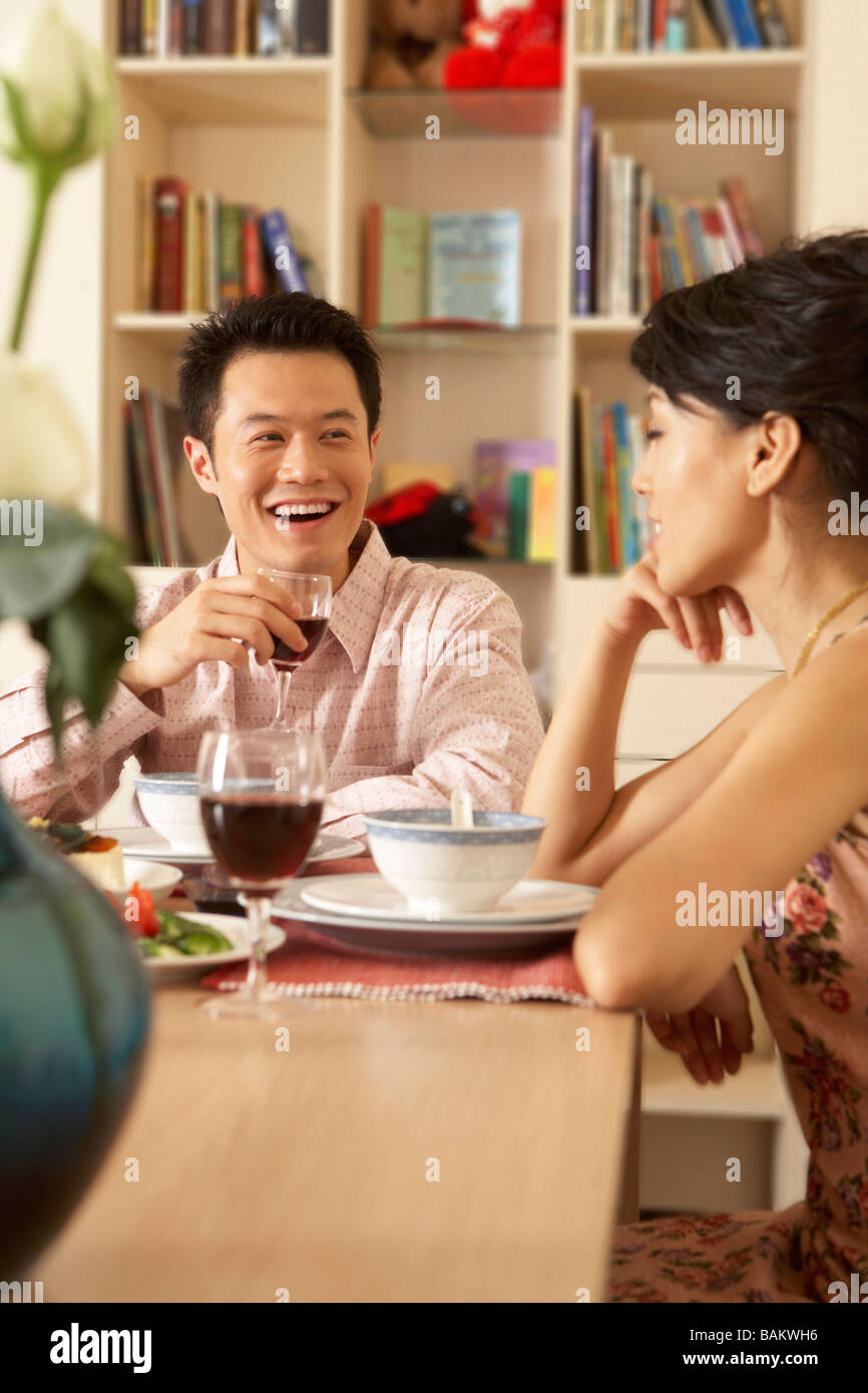 Couple dating for 40 days