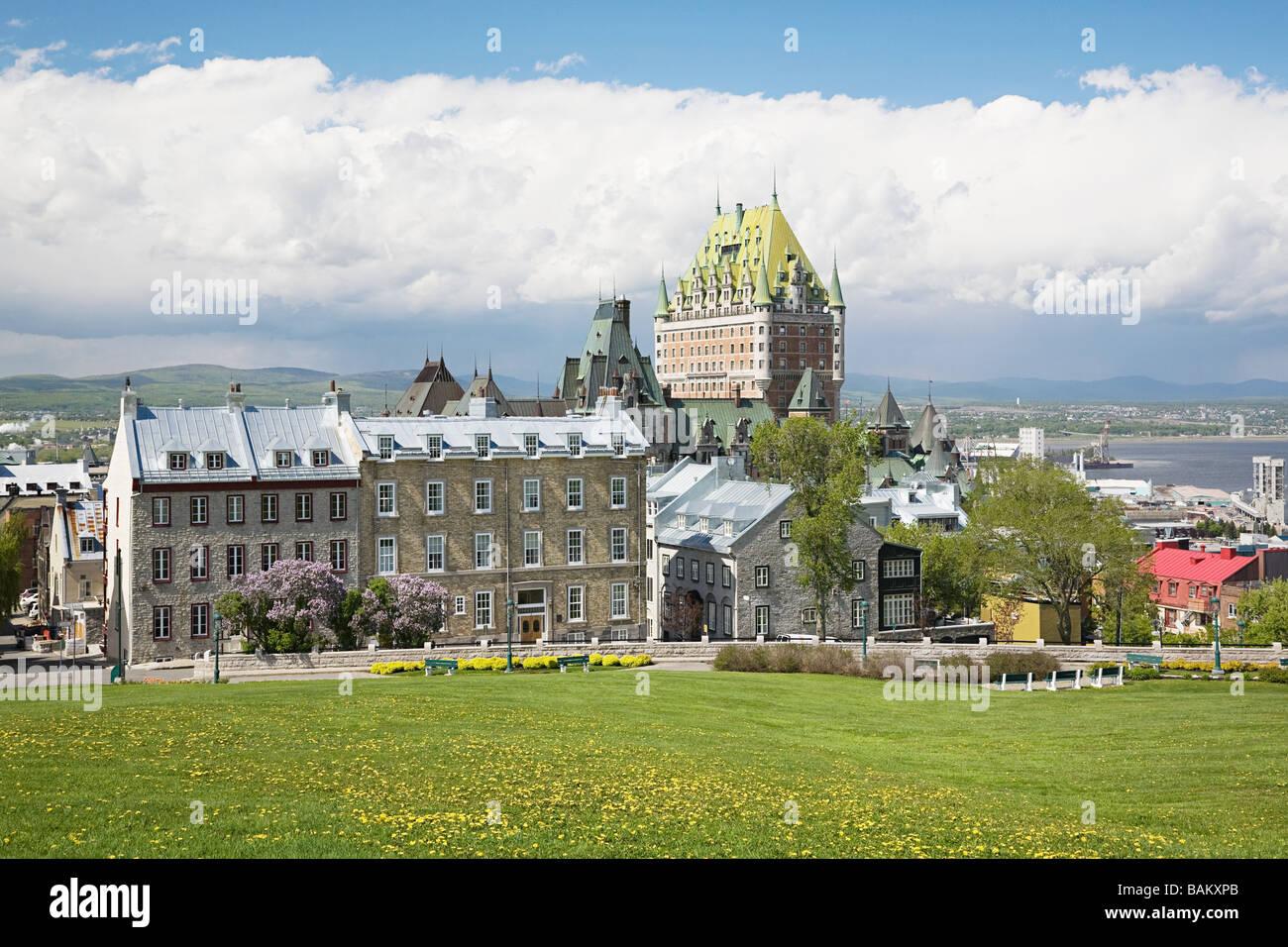 Quebec city - Stock Image