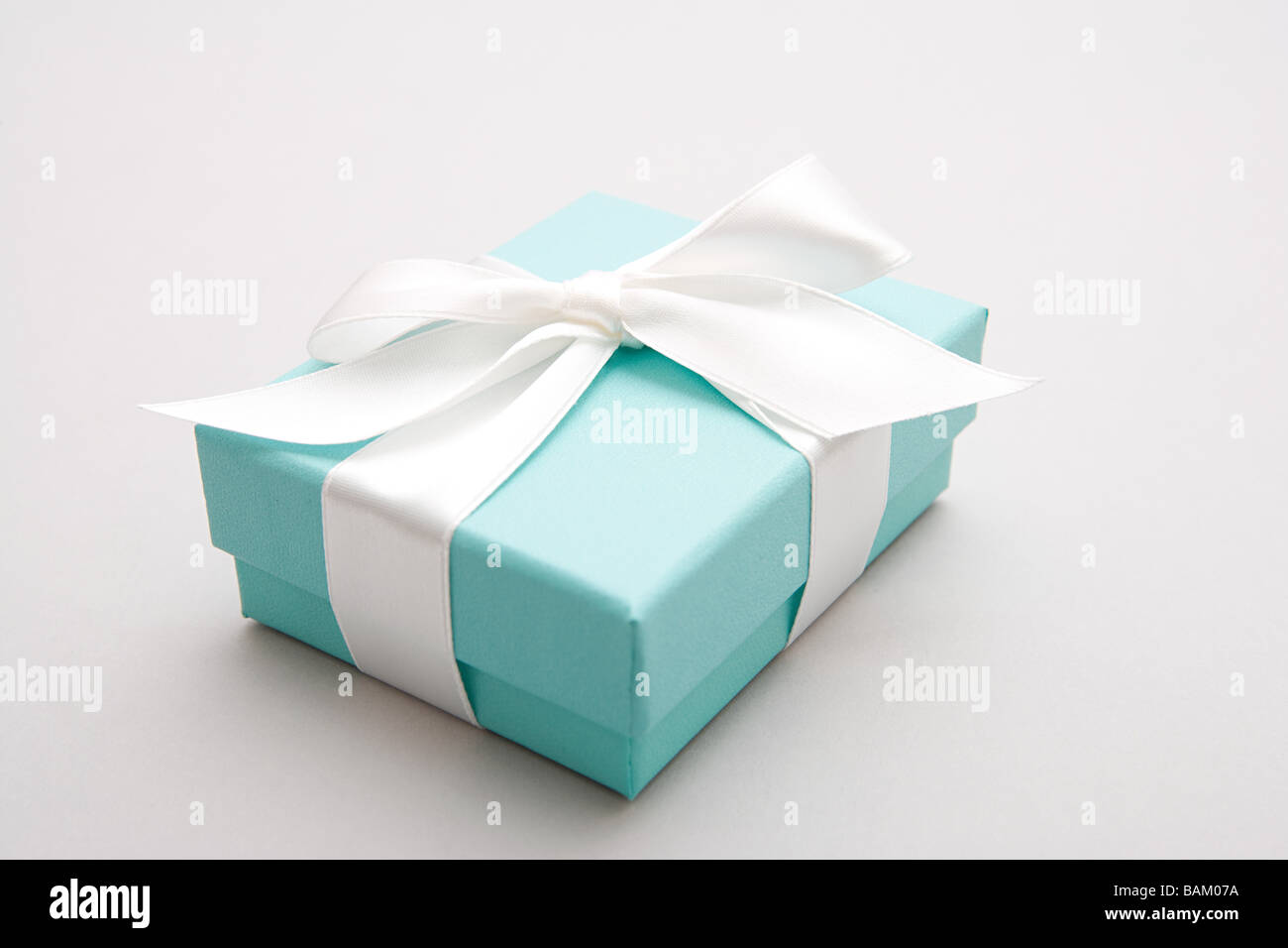 A gift - Stock Image