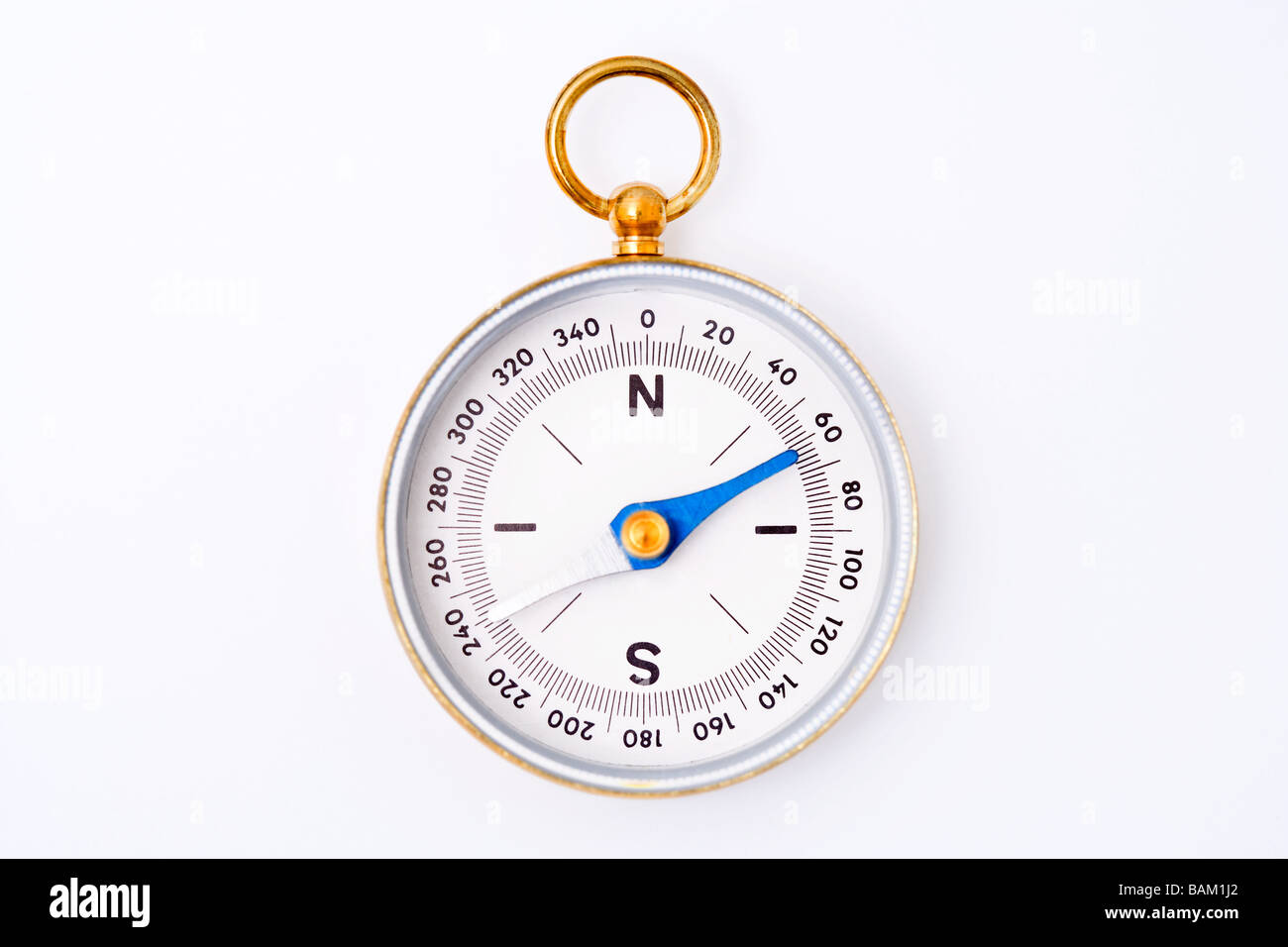 A compass - Stock Image