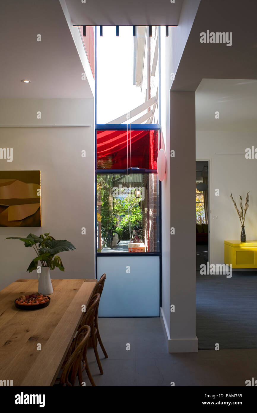 SOUTH MELBOURNE HOUSE, TOM ISAKSSON ARCHITECT, MELBOURNE, AUSTRALIA