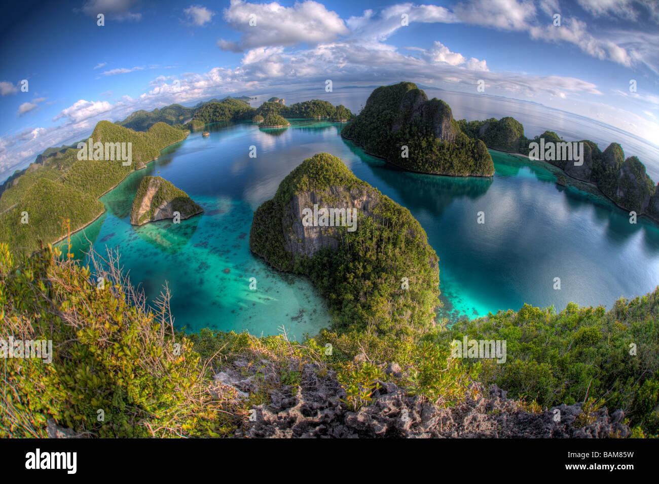 Green Islands Papua New Guinea