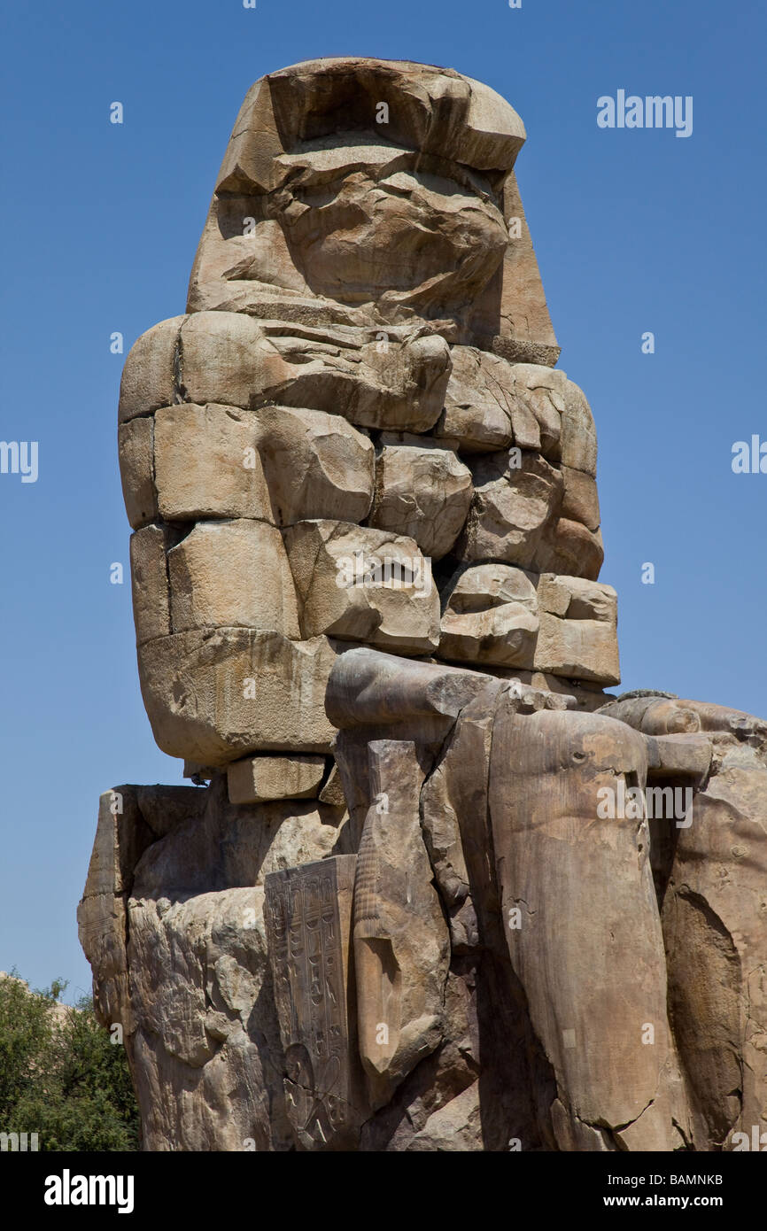 Valley of the Kings Egypt Africa - Stock Image