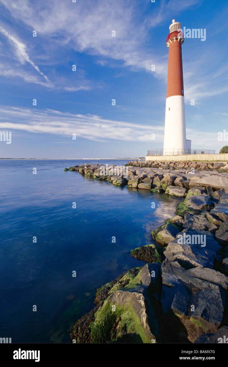 Lighthouse In Long Beach Island Nj