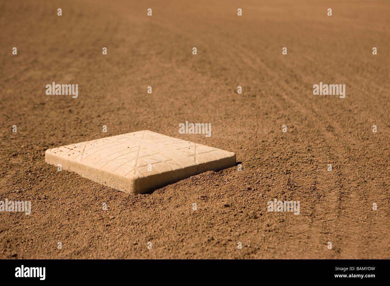 Safety - baseball concepts - Stock Image