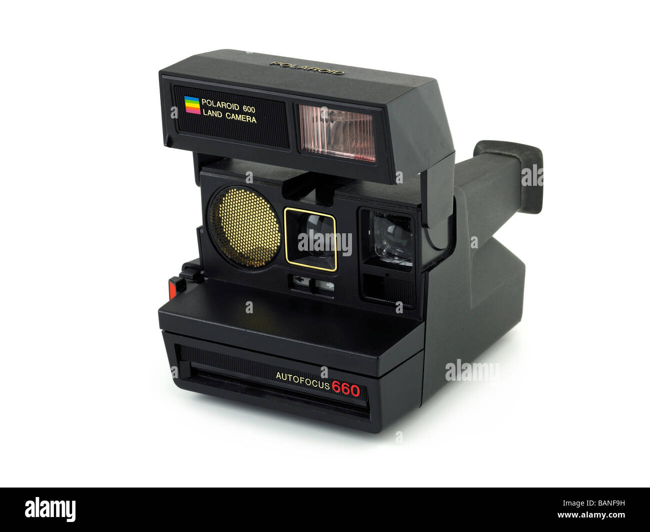 Polaroid camera Stock Photo: 23829949 - Alamy