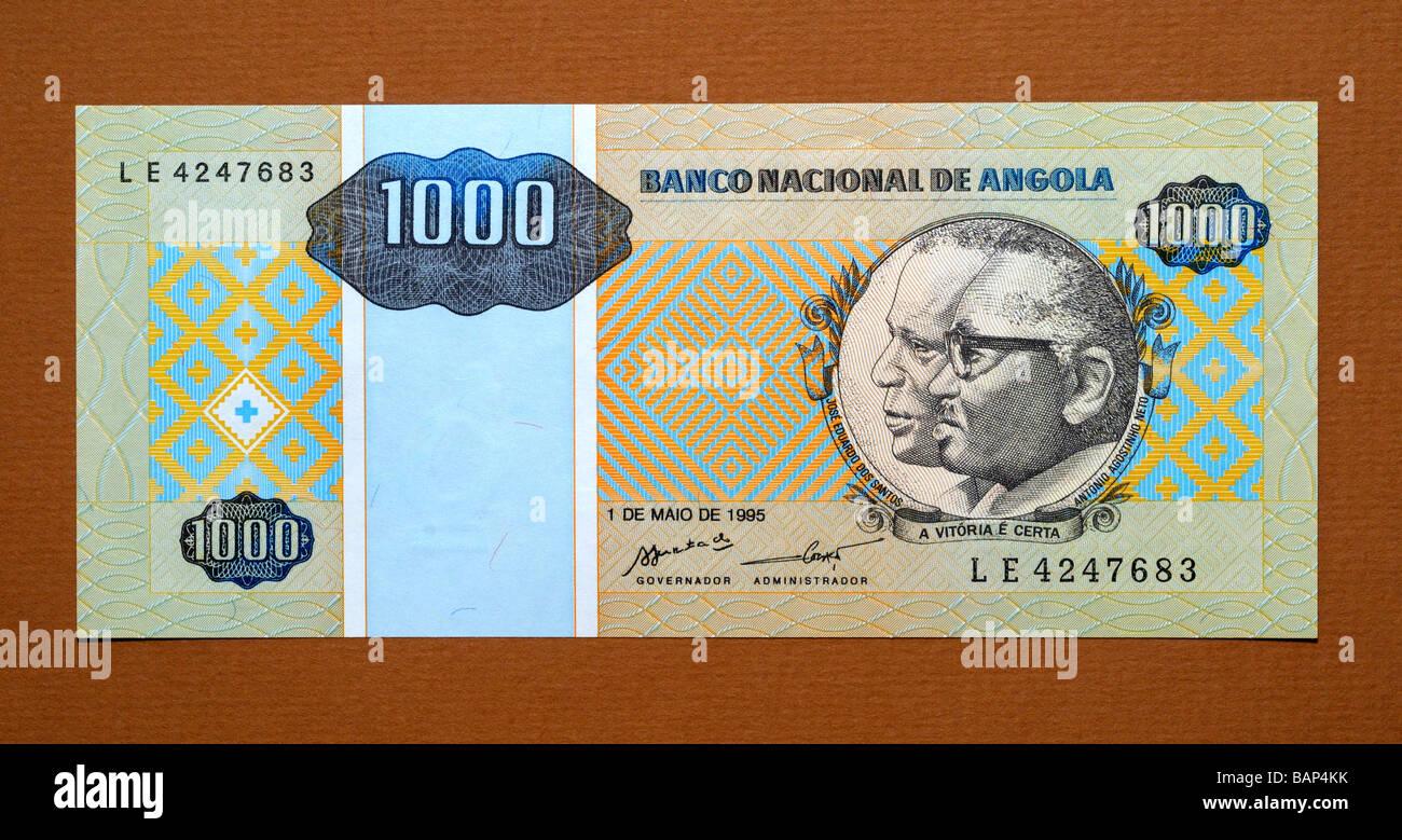 Angolan forex law