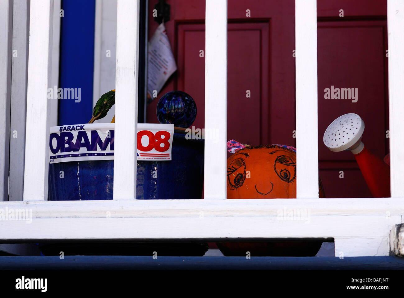Window Bumper Locker Sticker Psalm 109-8 Pray for America