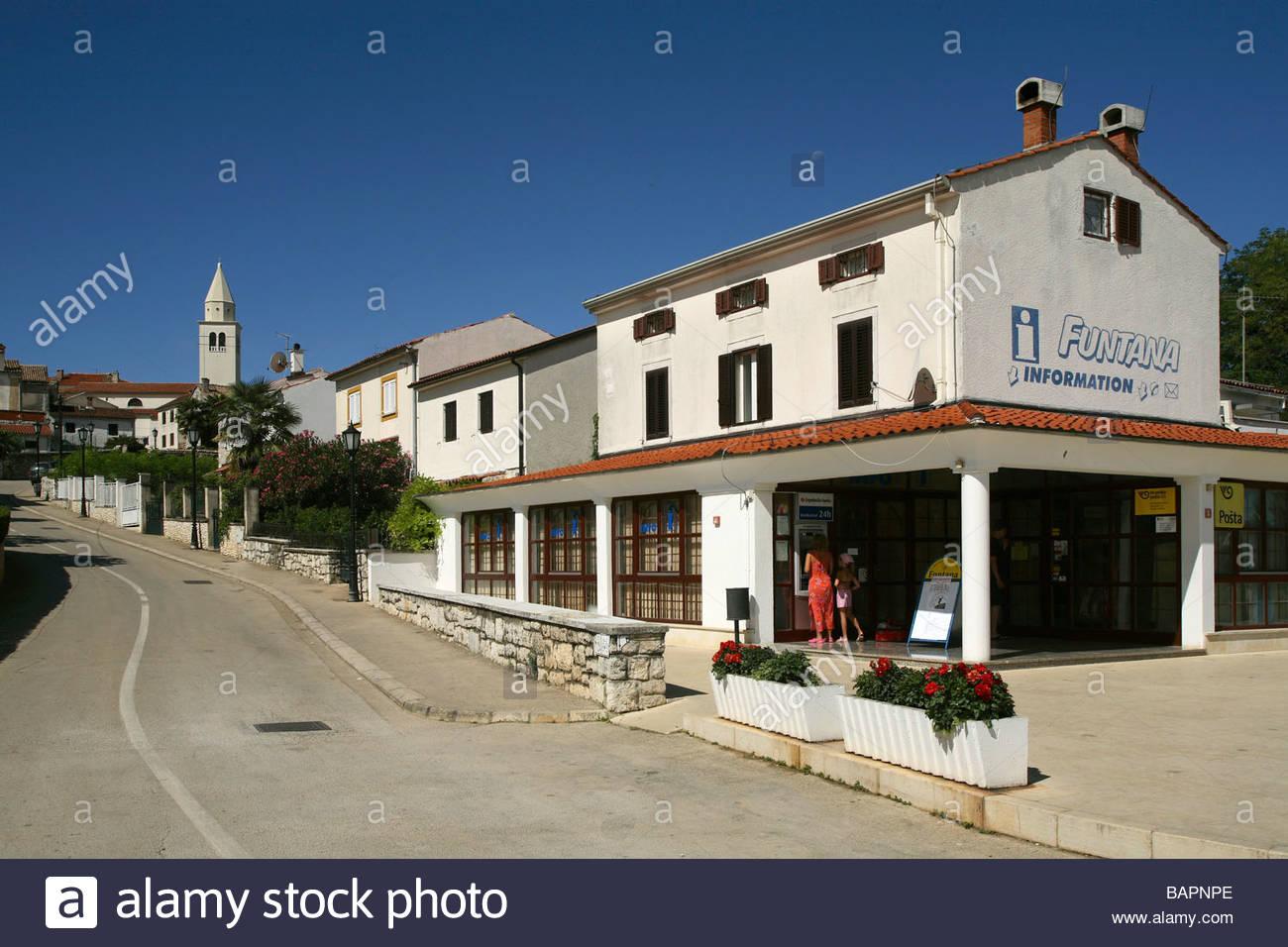 fontane  istria  croazia  europe Stock Photo
