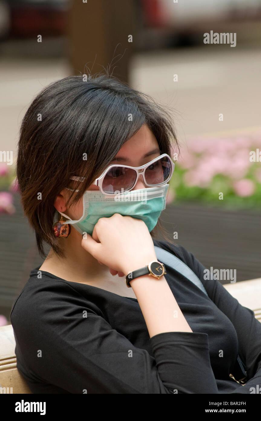 surgical flu mask