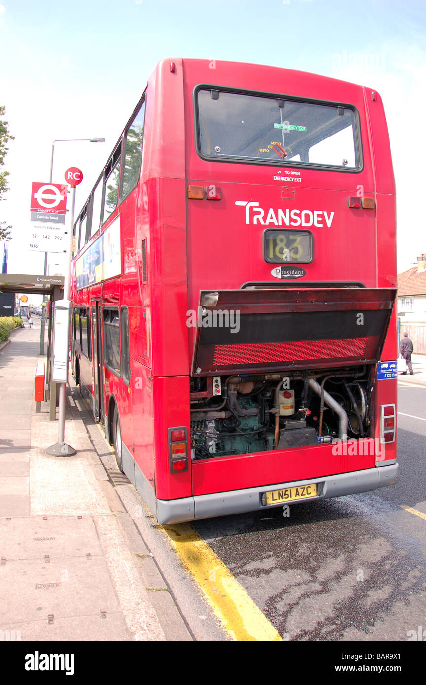 Broken Down Bus Stock Photos & Broken Down Bus Stock