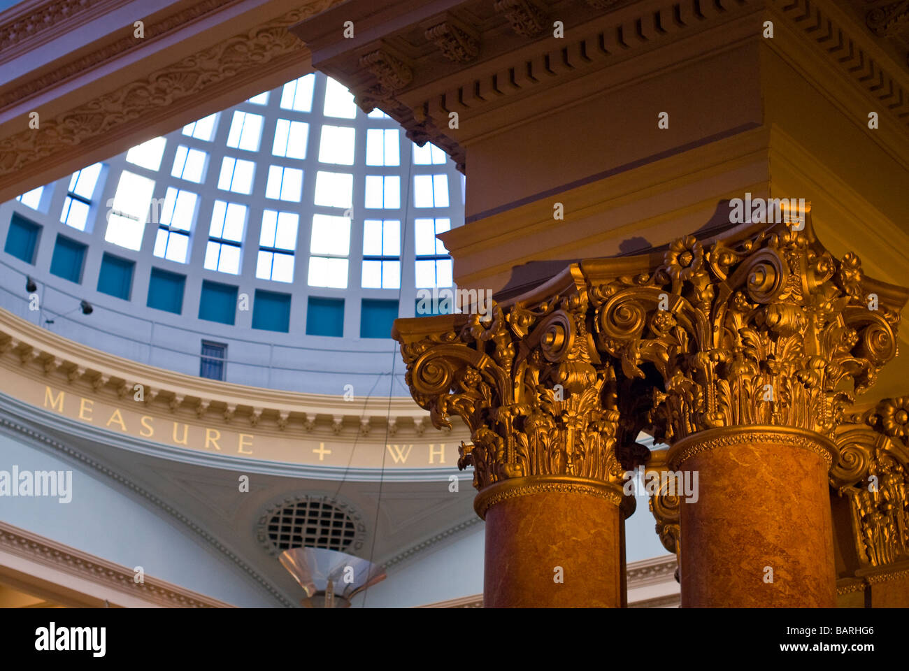 Royal Exchange Theatre Stock Photo