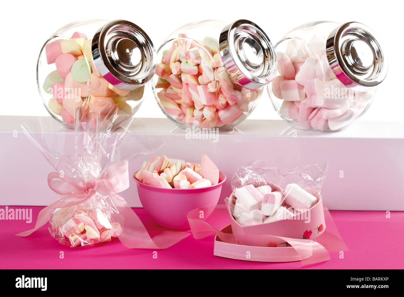 Jars In A Row Stock Photos & Jars In A Row Stock Images - Alamy