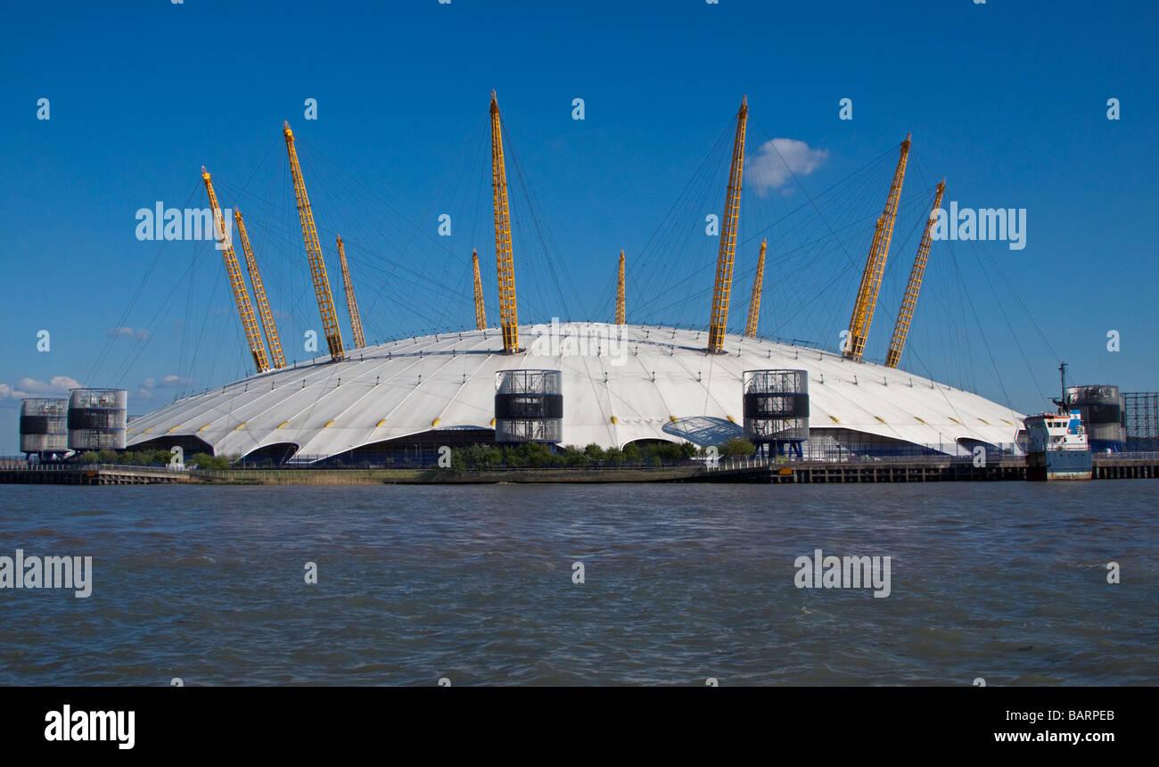 O2 Arena, London, England - Stock Image