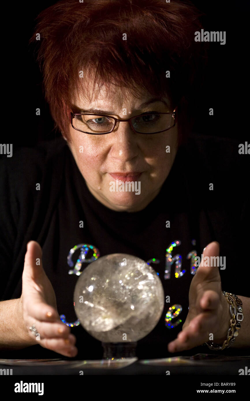 Psychic Medium Stock Photos & Psychic Medium Stock Images - Alamy