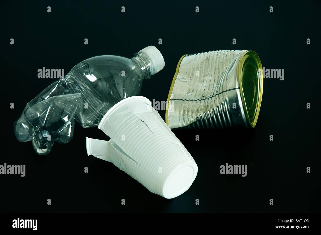 litter - Stock Image
