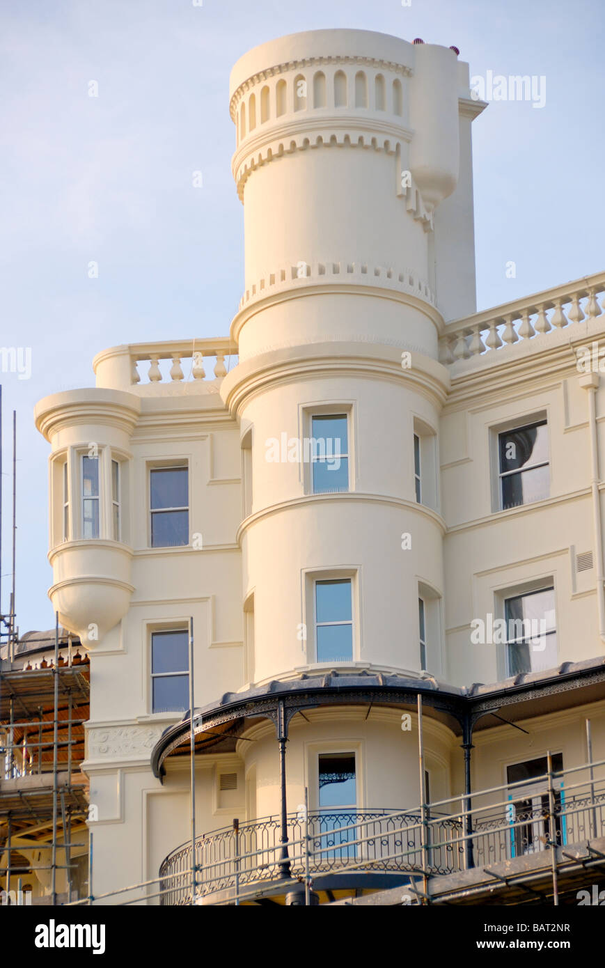 The Palace Hotel Southend on Sea Essex England UK - Stock Image
