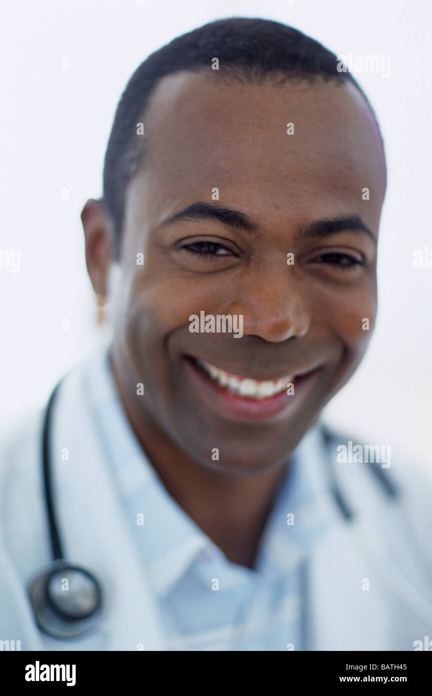 Male doctor. - Stock Image