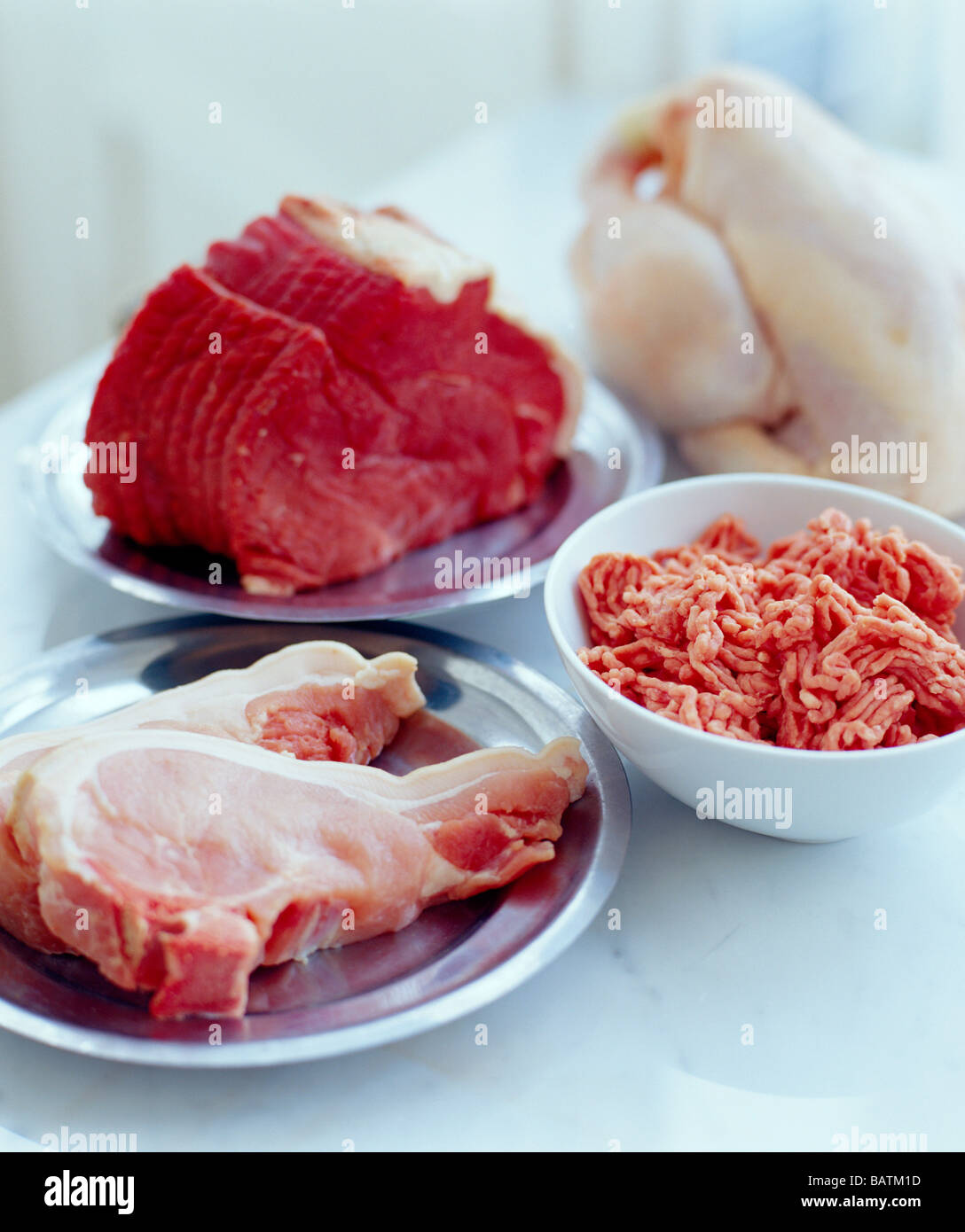 Lower Cholesterol Beef Stock Photos & Lower Cholesterol Beef