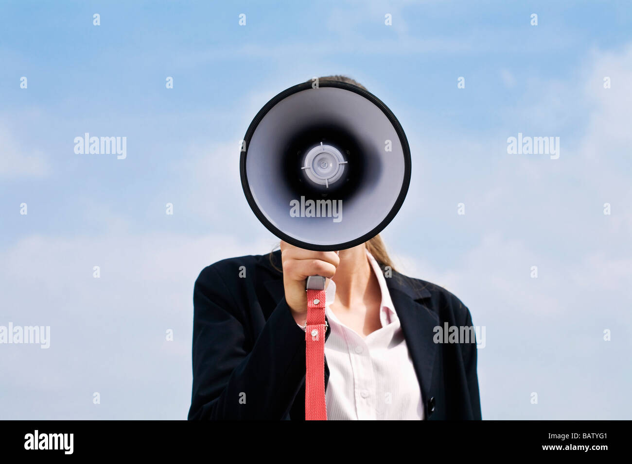 How to hide the number: Megaphone 84