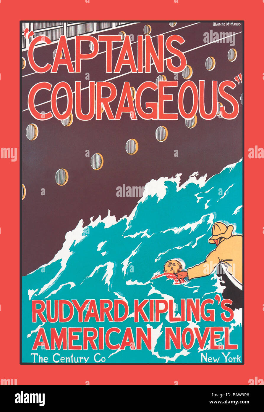 Captains Courageous - Stock Image
