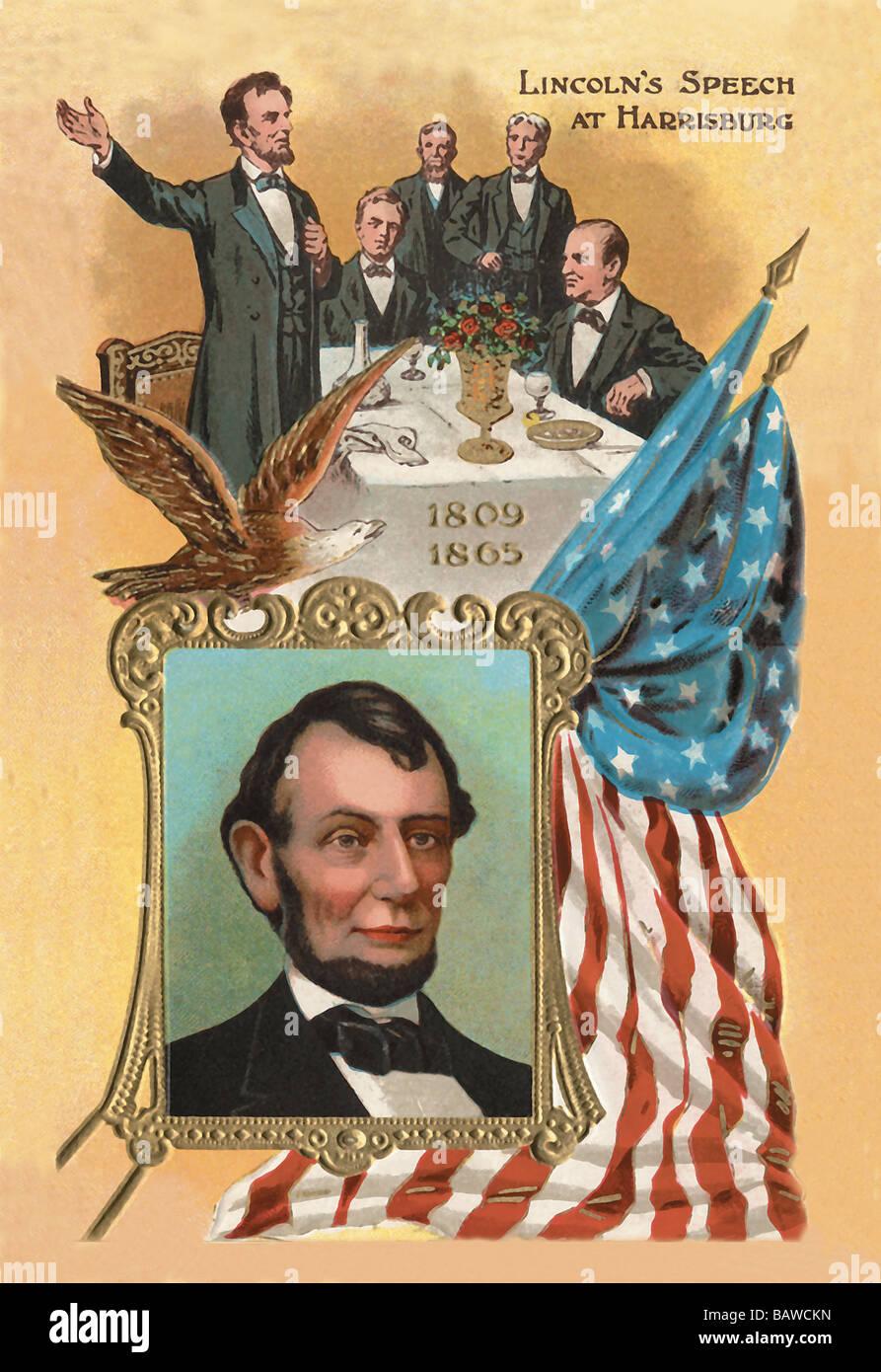 president lincolns speech - HD893×1390