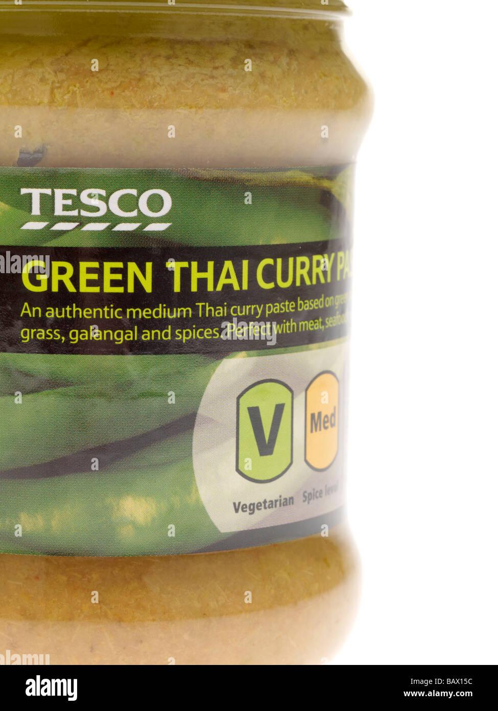 Green Thai Curry Paste Stock Photo 23928616 Alamy