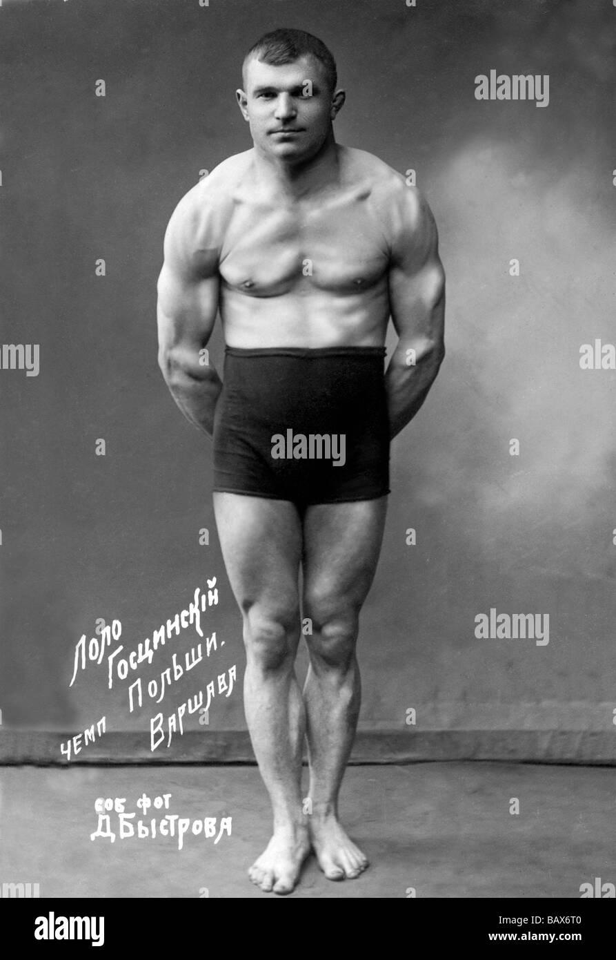 Ivan Poddubny: I am a Russian wrestler. They will stay