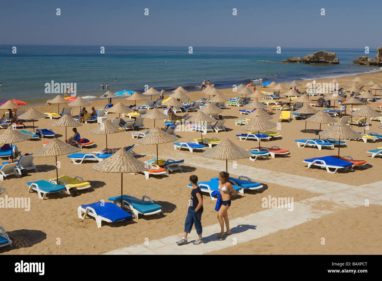 Asia Beach Resort And Spa Hotel Turkey