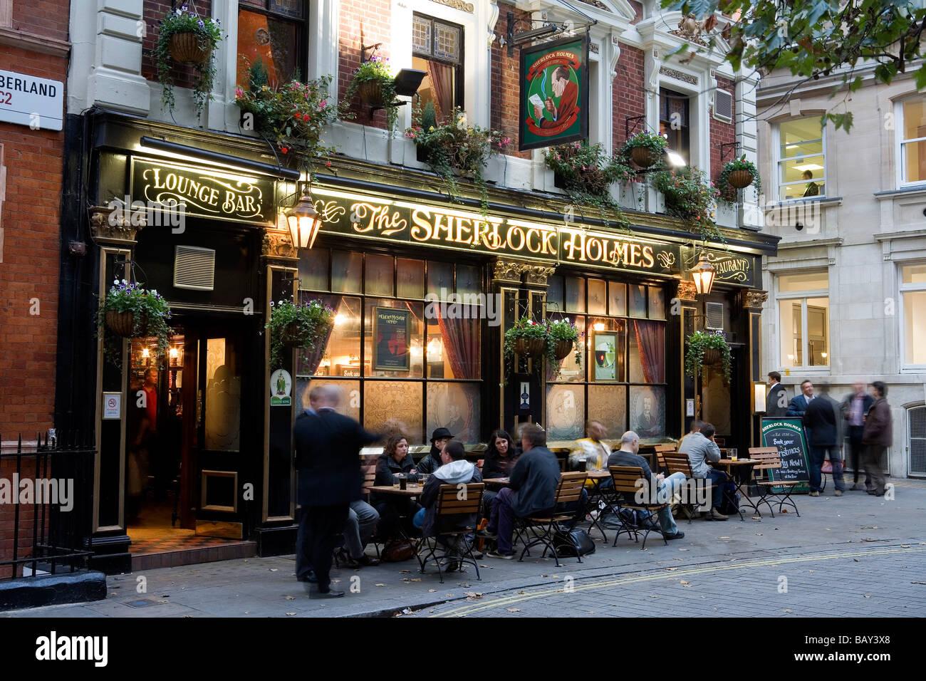 Baker Street Restaurant