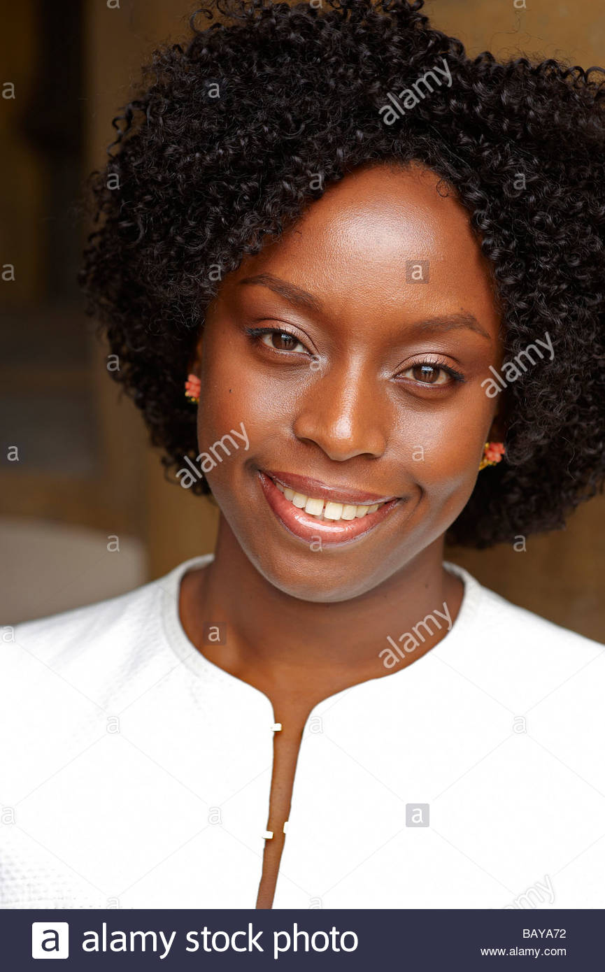 Chimamanda Ngozi Adichie Nigerian Orange Prize Winning Author And
